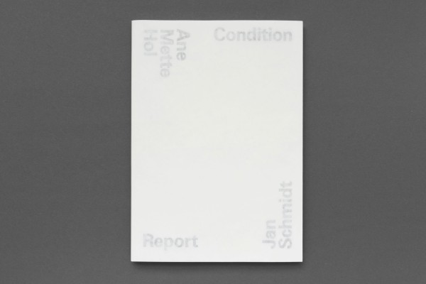 Thumbnail for Ane Mette Hol, Jan Schmidt: Condition Report